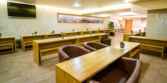 Smart Stay Hostel Munich City - Munich - Lounge