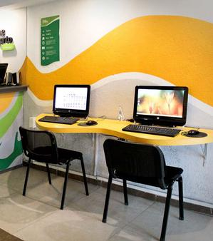 Che Lagarto Hostel Montevideo - Montevideo - Business center