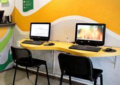 Che Lagarto Montevideo - Hostel - Montevideo - Khu vực làm việc