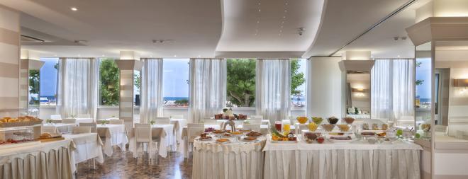 Villa Bianca - Rímini - Sala de banquetes