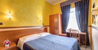 Hotel Planet - Rom - Schlafzimmer