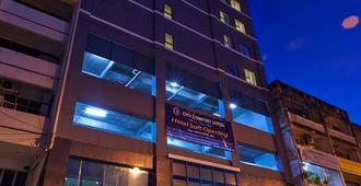 City Comfort Hotel - Куала-Лумпур - Здание
