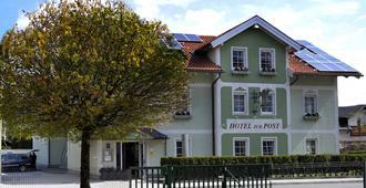 Das Grüne Hotel Zur Post - 100 % Bio - זלצבורג