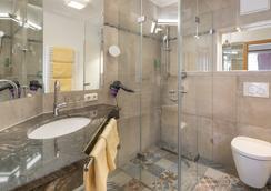 達斯葛籣祖爾珀斯特酒店 - 薩爾斯堡 - 薩爾玆堡 - 浴室