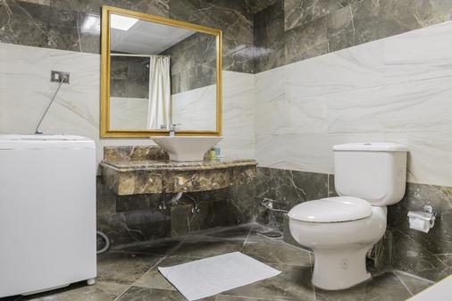 奧姆寇蘇姆酒店與塔樓 - 開羅 - 開羅 - 浴室