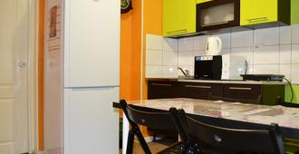Clean Hostel na Borsoeva - Ulan-Ude - Küche