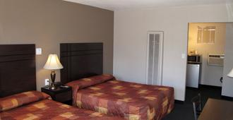 Budget Host Inn NAU / Downtown Flagstaff - Flagstaff - Soverom