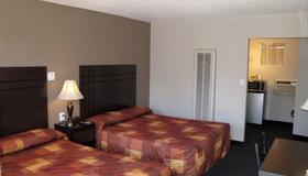 Budget Host Inn NAU / Downtown Flagstaff - Flagstaff - Schlafzimmer
