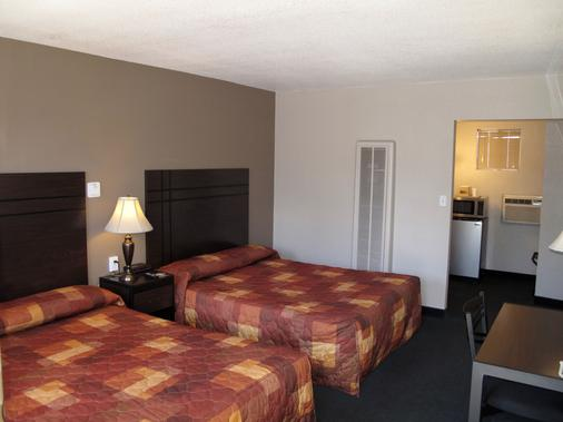 Budget Host Inn NAU / Downtown Flagstaff - Flagstaff - Bedroom