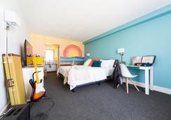 The Rambler Motel - Chula Vista - Phòng ngủ