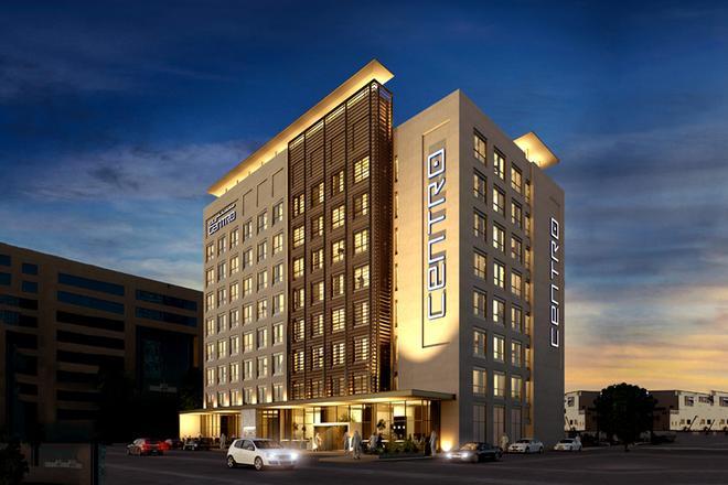 Centro Olaya - Riyadh - Building
