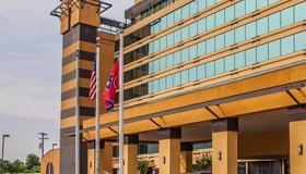 Clarion Hotel Nashville Downtown - Stadium - Nashville - Rakennus