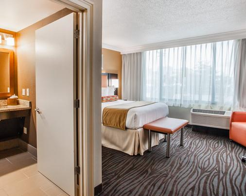 Clarion Hotel Nashville Downtown - Stadium - Nashville - Phòng ngủ