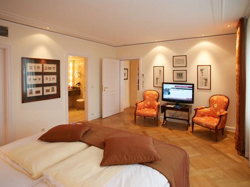 Parkhotel Gütersloh - Gutersloh - Bedroom