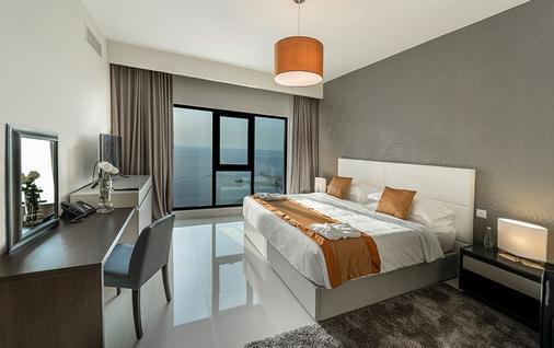 Lagoona Beach Luxury Resort and Spa - Al Budayyi' - Bedroom