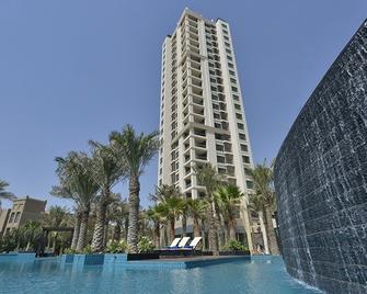 Lagoona Beach Luxury Resort and Spa - Budaiya - Building
