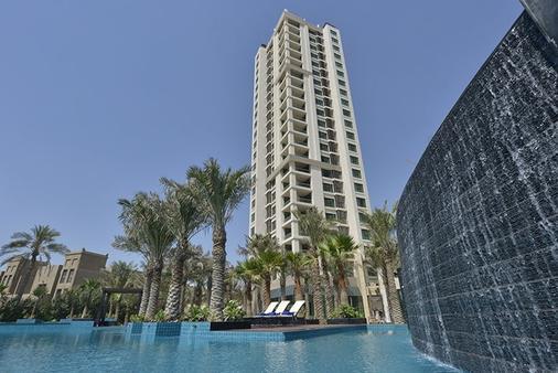 Lagoona Beach Luxury Resort and Spa - Al Budayyi' - Building