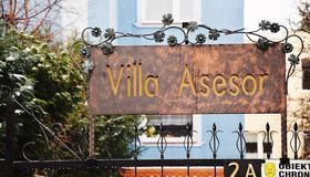 Villa Asesor - Gdansk - Vista del exterior