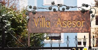 Villa Asesor - Danzig - Außenansicht