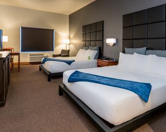 Wood River Inn & Suites - Hailey - Schlafzimmer