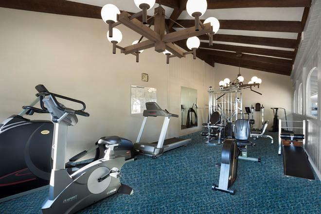 Dayton House Resort - Myrtle Beach - Gym