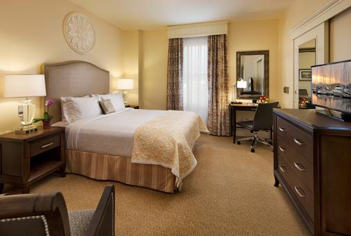 Hotel Santa Barbara - Santa Barbara - Phòng ngủ