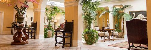 Hotel Santa Barbara - Santa Barbara - Lobby