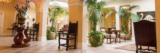 聖巴巴拉酒店 - 聖塔芭芭拉 - 聖巴巴拉 - 大廳