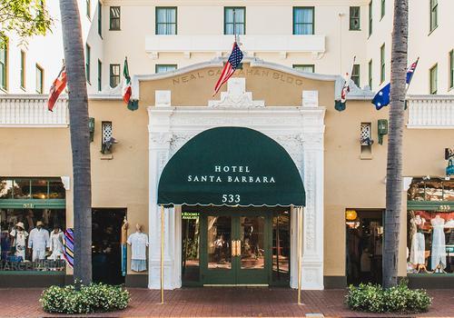 Santa Barbara Hotels >> Hotel Santa Barbara 180 2 7 1 Santa Barbara Hotel Deals