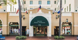 Hotel Santa Barbara - Santa Barbara - Rakennus