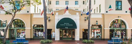 Hotel Santa Barbara - Santa Barbara - Building