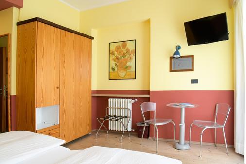 Ambienthotel Luna Rossa - Malcesine - Παροχές δωματίου