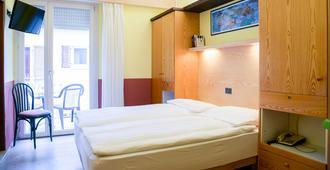 アビエントホテル ルナ ロッサ - マルチェージネ - 寝室