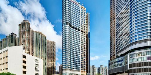 Crowne Plaza Hong Kong Kowloon East - Hongkong - Gebäude