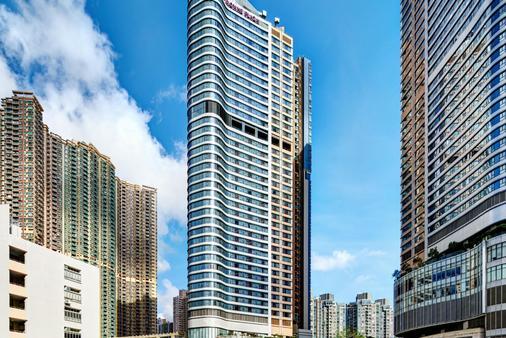 Crowne Plaza Hong Kong Kowloon East - Hong Kong - Toà nhà