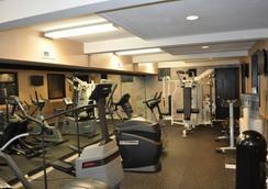 Mirabeau Park Hotel & Convention Center - Spokane - Gym