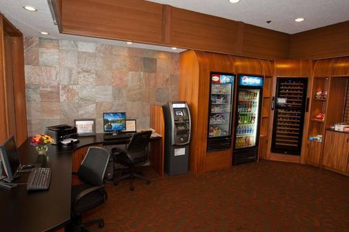 Mirabeau Park Hotel & Convention Center - Spokane - Business centre