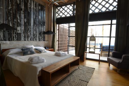 Brondo Architect Hotel - Πάλμα ντε Μαγιόρκα - Κρεβατοκάμαρα