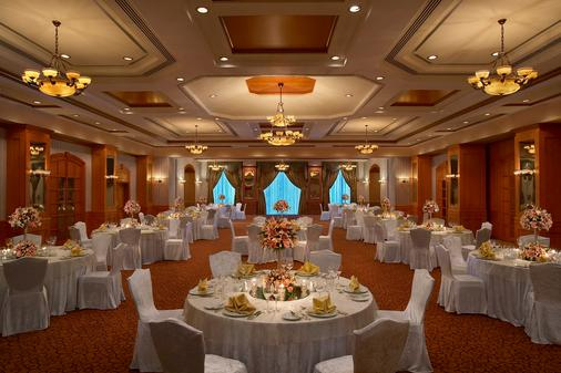 卡爾頓皇宮酒店 - 杜拜 - 杜拜 - 宴會廳