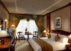 Carlton Palace Hotel - Dubai - Bedroom