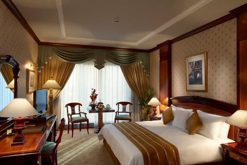 Carlton Palace Hotel - Dubai - Makuuhuone