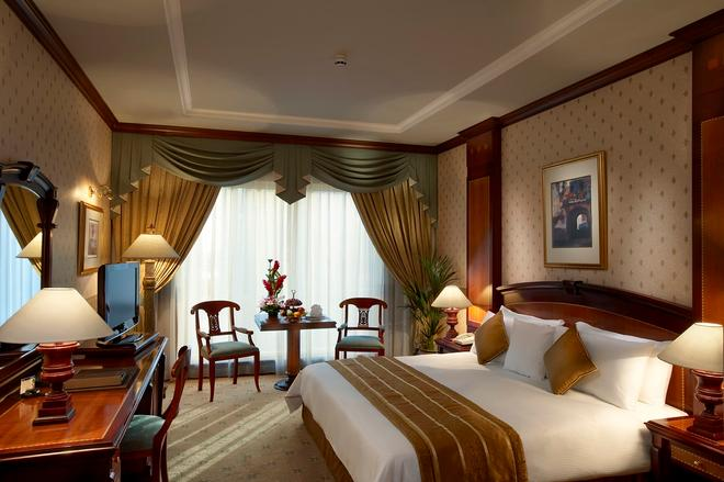 Carlton Palace Hotel - Dubai - Phòng ngủ
