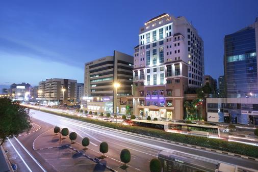 Carlton Palace Hotel - Dubai - Bygning