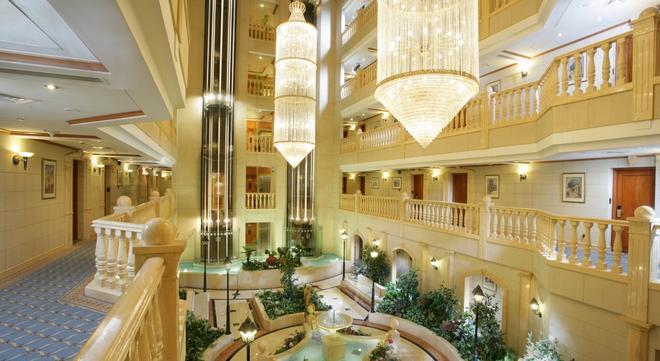 Carlton Palace Hotel - Dubai - Lounge