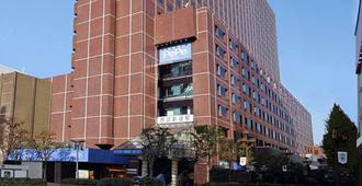 Shinjuku Prince Hotel - Τόκιο - Κτίριο