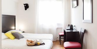 Hotel Esperanto - קאן - חדר שינה