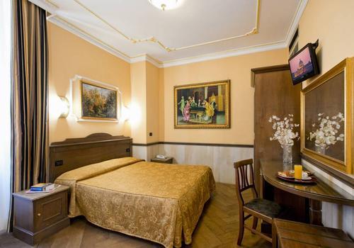 Hotel Marco Polo ab 68 € (1̶7̶0̶ ̶€̶). Rom Hotels - KAYAK