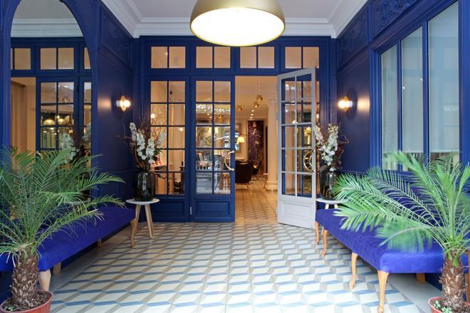 Little Palace Hotel - Pariisi - Aula