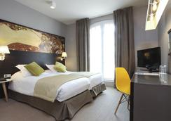 Little Palace Hotel - Pariisi - Makuuhuone