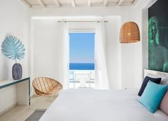 Kouros Hotel & Suites - Mykonos - Kamar Tidur